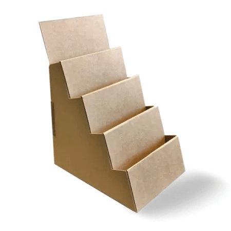 Kraft-Display-Boxes